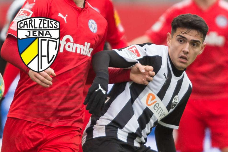 Nach verpatztem Saisonstart: FC Carl Zeiss Jena holt Zejnullahu von Union Berlin