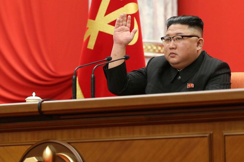 Kim Jong Un festigt seine Macht und ist nun Generalsekretär