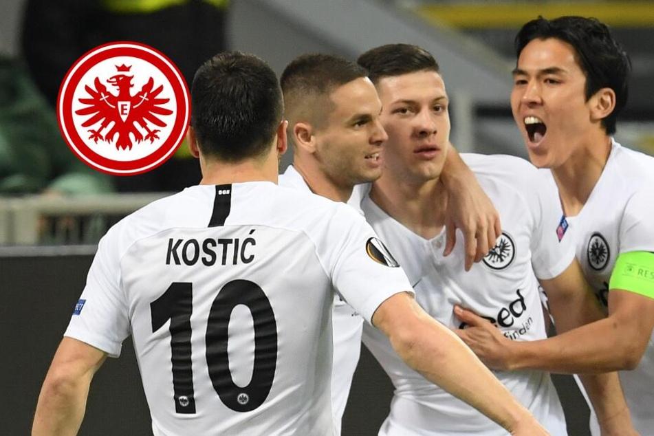 Viertelfinale! Eintracht schlägt Inter und feiert Europacup-Party im San Siro