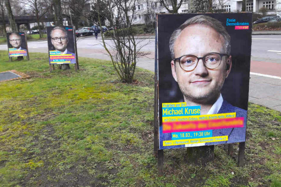 Peinliche Plakat-Panne der FDP: Was stimmt hier mit der Zukunft nicht?