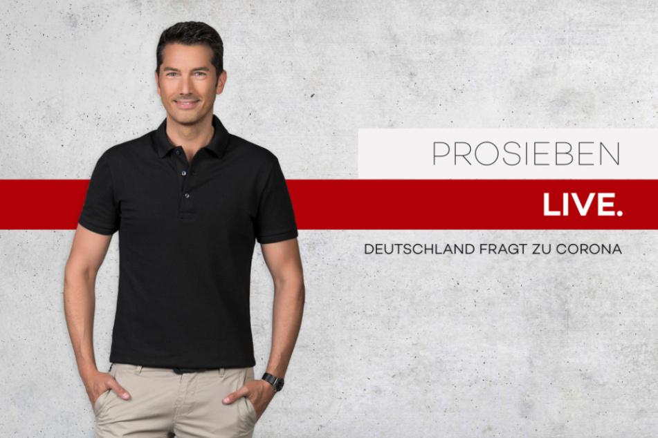 """""""Deutschland fragt zu Corona"""": ProSieben sendet Live-Talk mit Markus Söder"""