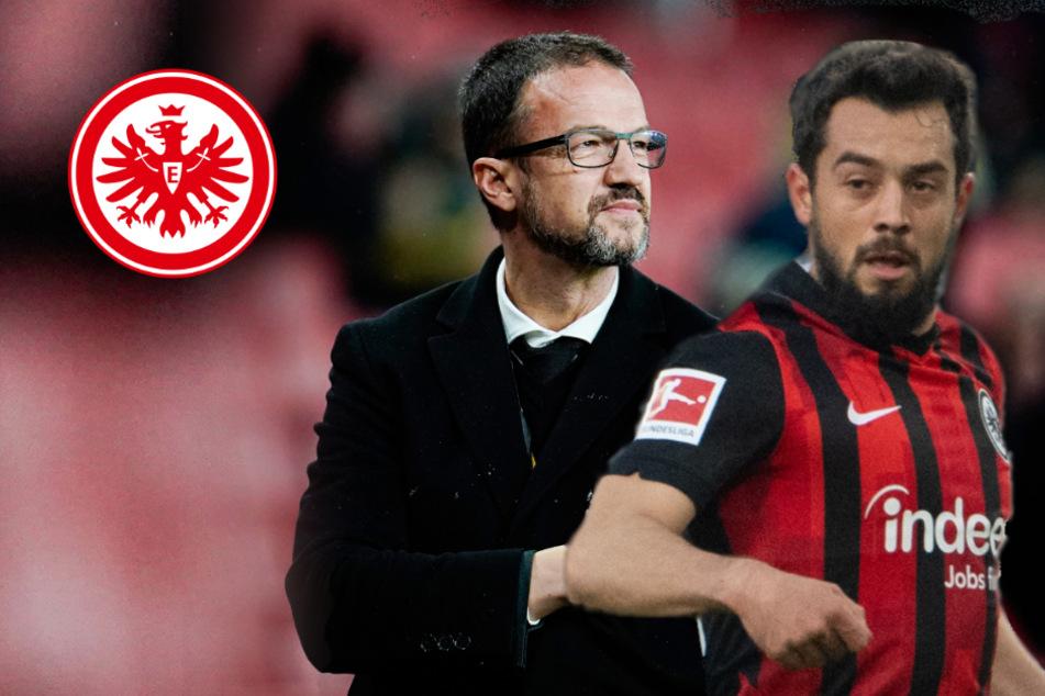 Eintracht-Profi Amin Younes verteidigt Vorstand Bobic gegen Kritik