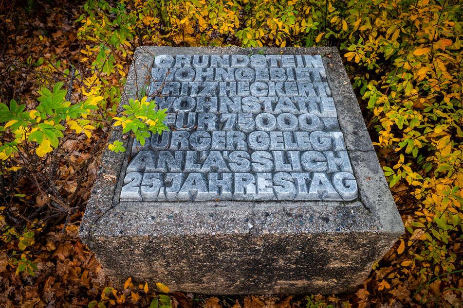 1974 wurde der Grundstein des Heckertgebiets gelegt.