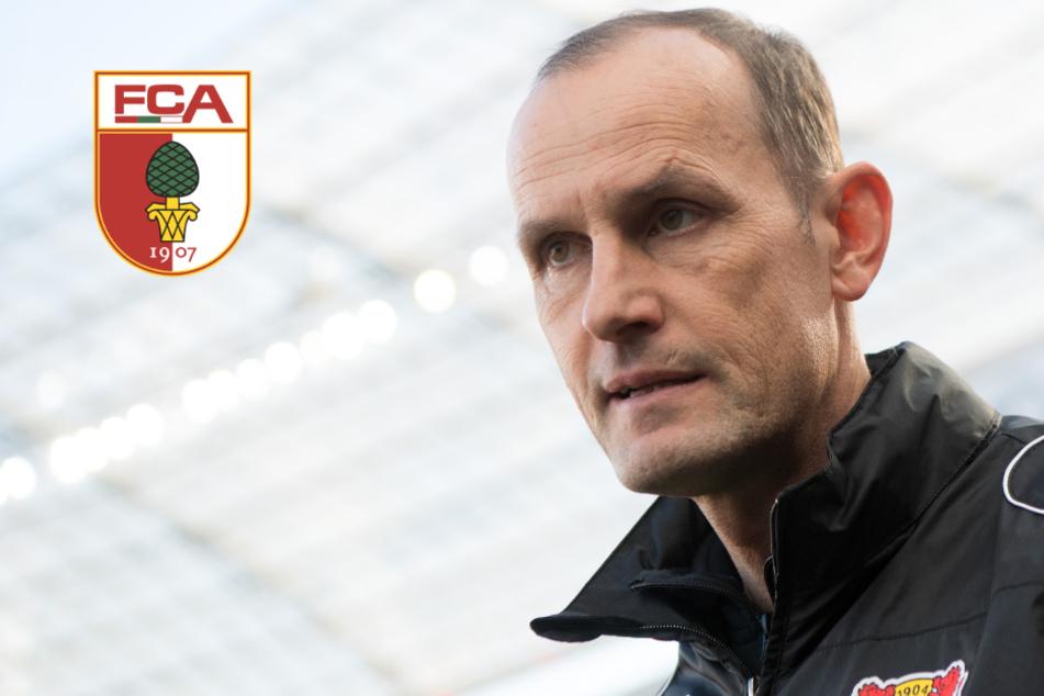 Nach Aus von Schmidt: FC Augsburg verpflichtet Heiko Herrlich als Trainer
