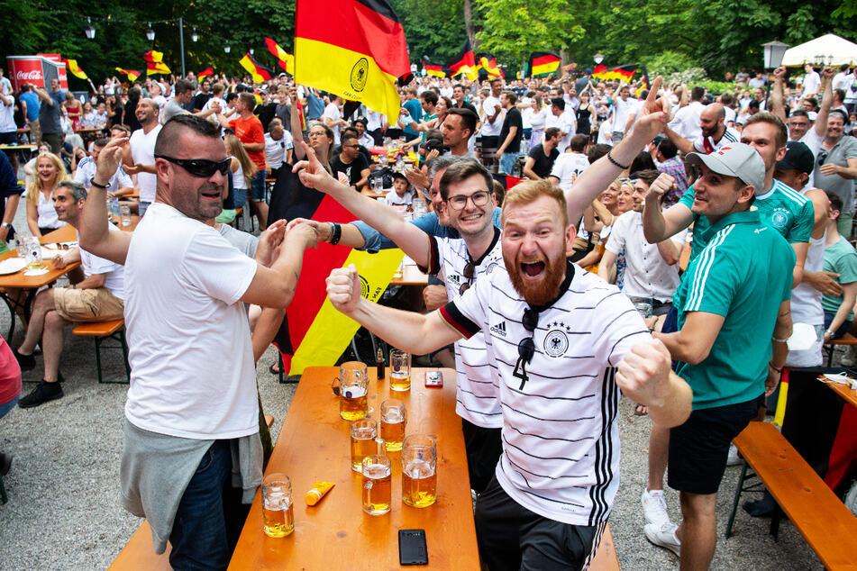 Mit der starken Leistung sorgte Deutschland bei vielen Fans für Jubel.