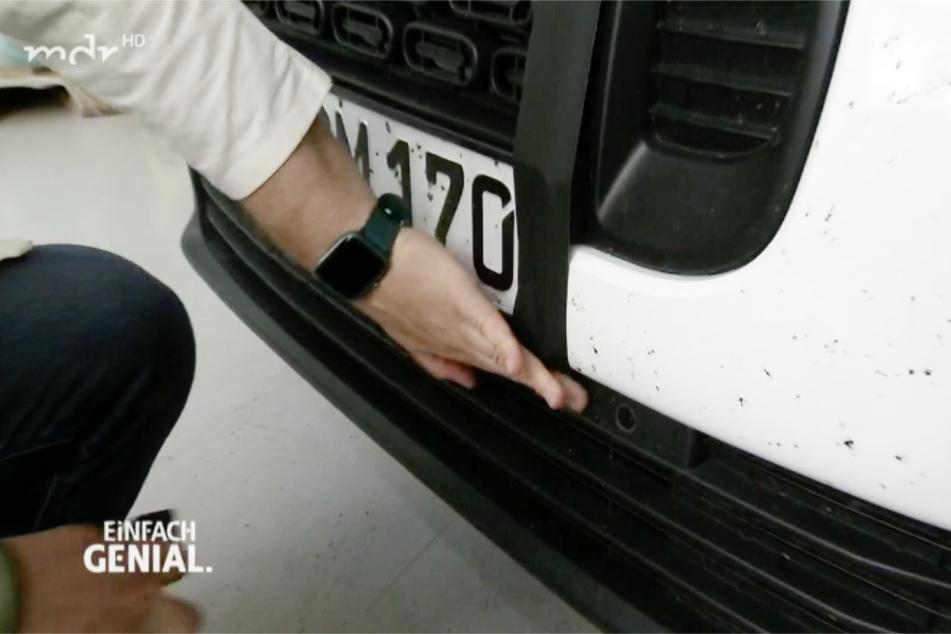 Ein neues Wundermittel? Was eine Leipziger Firma gegen Fliegendreck am Auto machen will