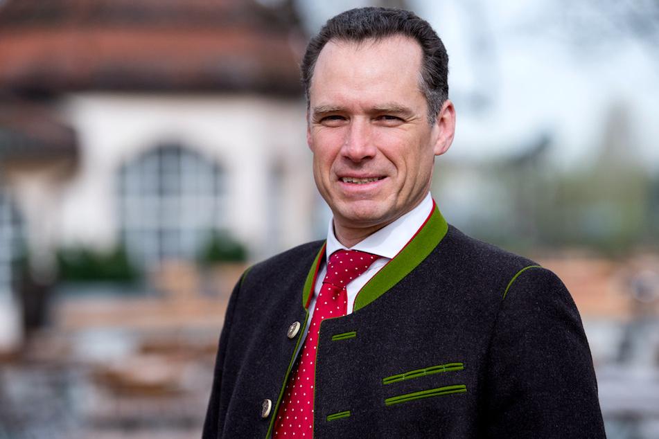 Peter Inselkammer Sprecher der Wiesnwirte auf dem Oktoberfest, ist von der Absage schwer getroffen. (Archivbild)