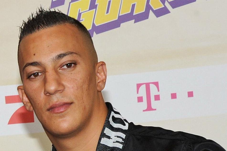 Rapper Farid Bang (33).