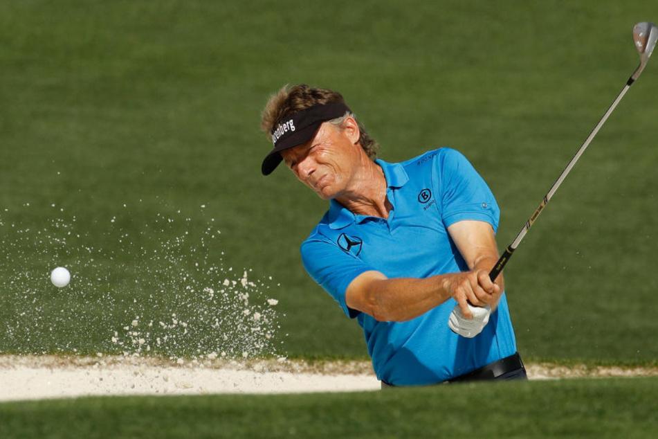 Bernhard Langer hat im Golfsport nahezu alles erreicht.