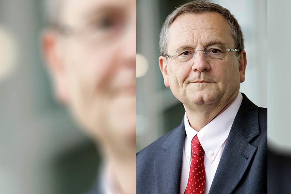 Gerhard Besier (69, parteilos) könnte bald für die Linke im Dresdner Stadtrat sitzen.