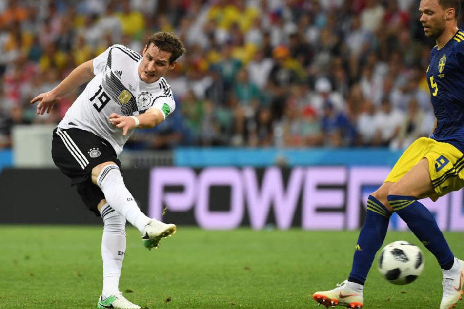 Sebastian Rudy rückte gegen Schweden überraschend in die Startaufstellung.