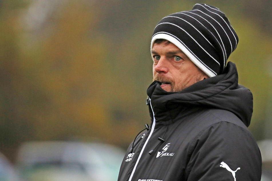 Torsten Ziegner setzt gegen Paderborn wohl auf zwei Spitzen.