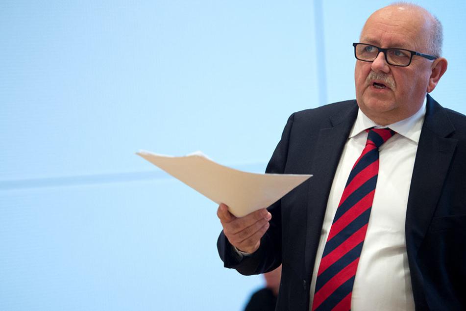 Staatsanwalt Holger Illing erhebt jetzt die Anklage wegen Mordes.