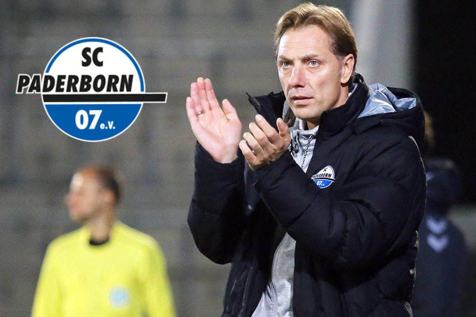 René Müller möchte auch beim FSV Frankfurt punkten.