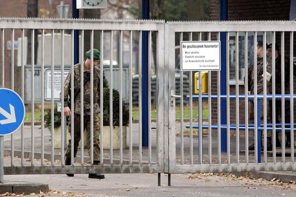 Bundeswehr-Ausbilder soll Rekruten misshandelt haben