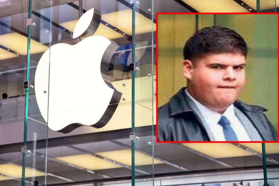 22-jähriger Bubi will Apple erpressen und scheitert kläglich!