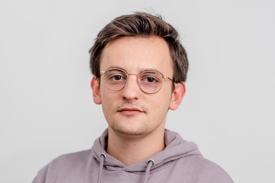 TAG24-Redakteur Gabriel Schwab (27) findet, dass die annullierte Sozialbürgermeister-Wahl eine Angriffsfläche für Oberbürgermeister Sven Schulze bietet.