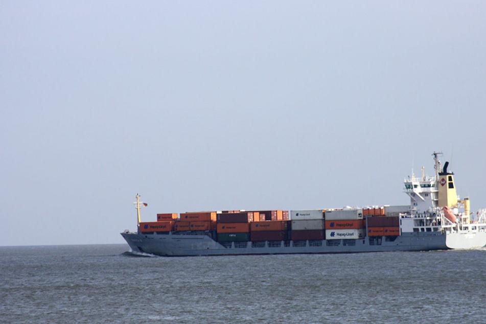 Die Schiffe der Oetker-Reederei sollen sich auf fünf Verbünden zurückziehen, um den Wettbewerb zu fördern.