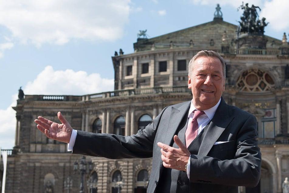 Schlager-Ikone Roland Kaiser musste sein für Dresden geplantes Konzert absagen