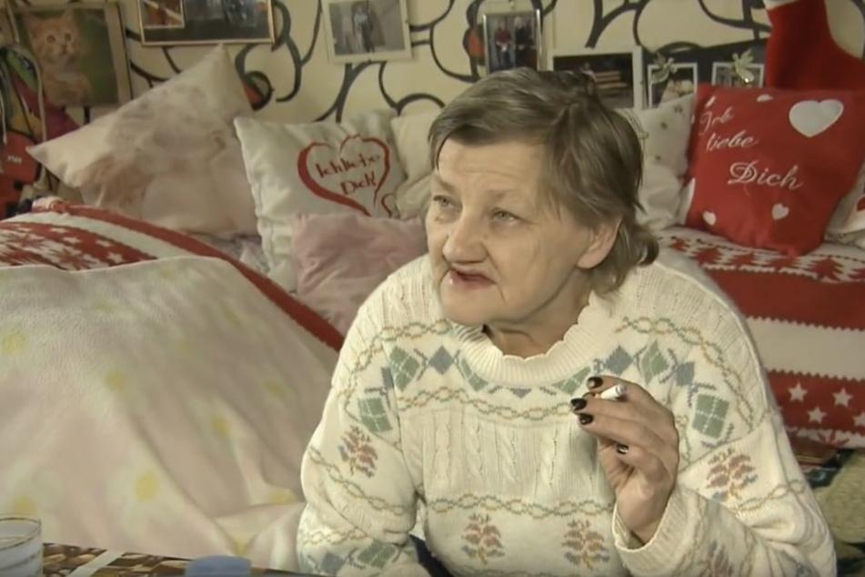 Oberhaupt Karin Ritter (64) darf sich mit ihrer Familie auf den Ausbau der Obdachlosenunterkunft freuen.