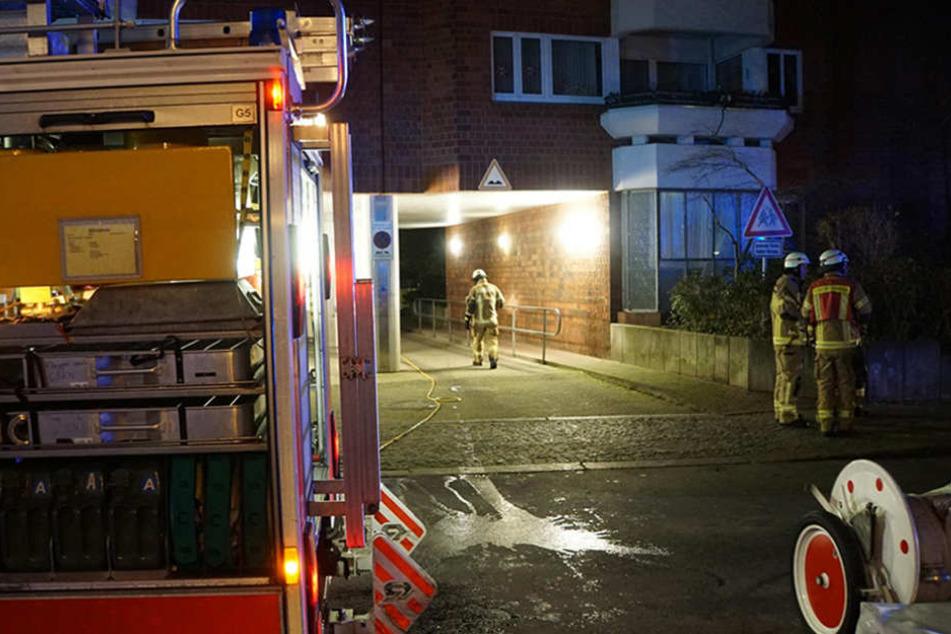 In beiden Fällen konnte die Feuerwehr die Brände schnell unter Kontrolle bringen.