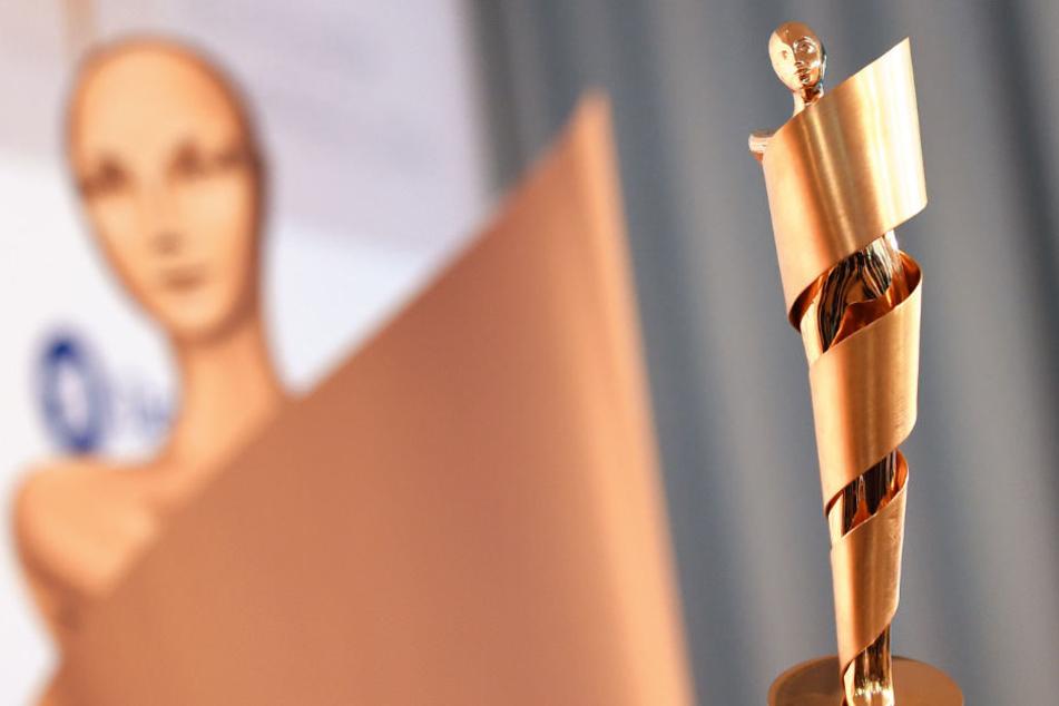 Die Gewinner des Deutschen Filmpreises erhalten die Lola-Trophäe.