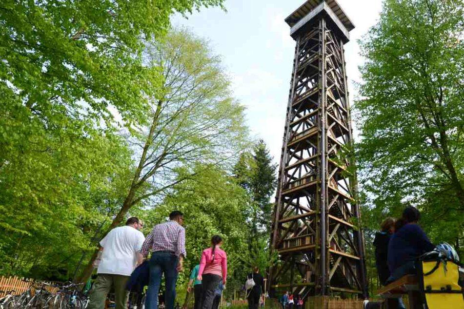 Nach Brandanschlag: So soll der neue Goetheturm aussehen