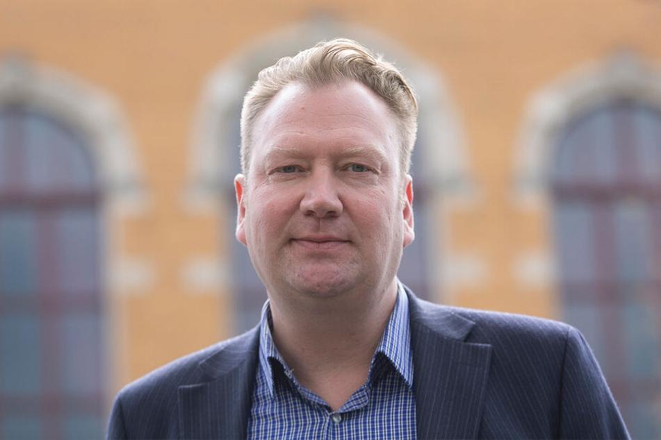 """Watzke-Geschäftsführer Mirko Unger (42) und sein Team haben große Pläne mit dem """"kleinen Watzke""""."""