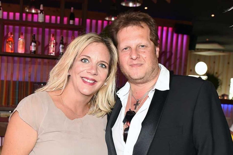 Bildquelle anzeigen Jens Büchner mit seiner Bald Ehefrau Daniela Karabas