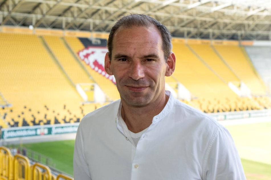 Sascha Lense komplettiert ab sofort das Trainerteam.