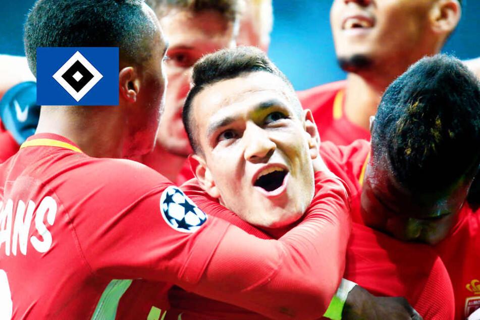 HSV trifft auf französischen Erstligisten