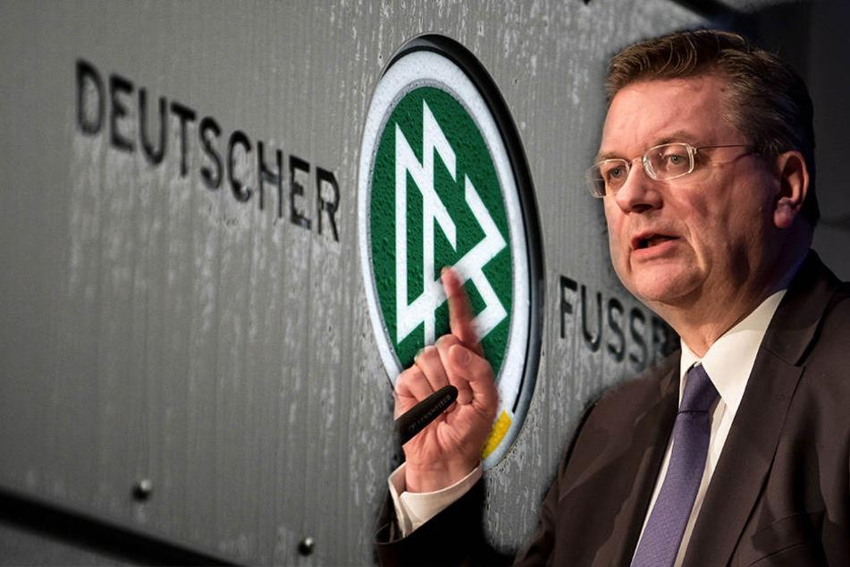 DFB-Präsident Reinhard Grindel beriet am Montag mit Landesvertretern über eine Regionalliga-Reform. Diese könnte schon 2018/19 greifen.