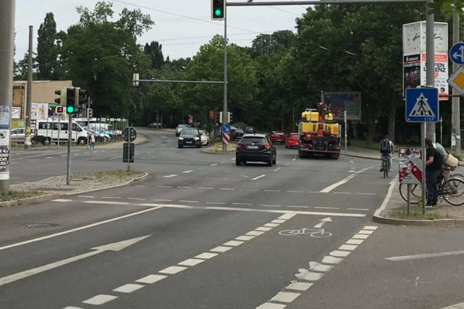 Mann (60) fährt bei Rot: Fataler Tram-Unfall in Leipzig