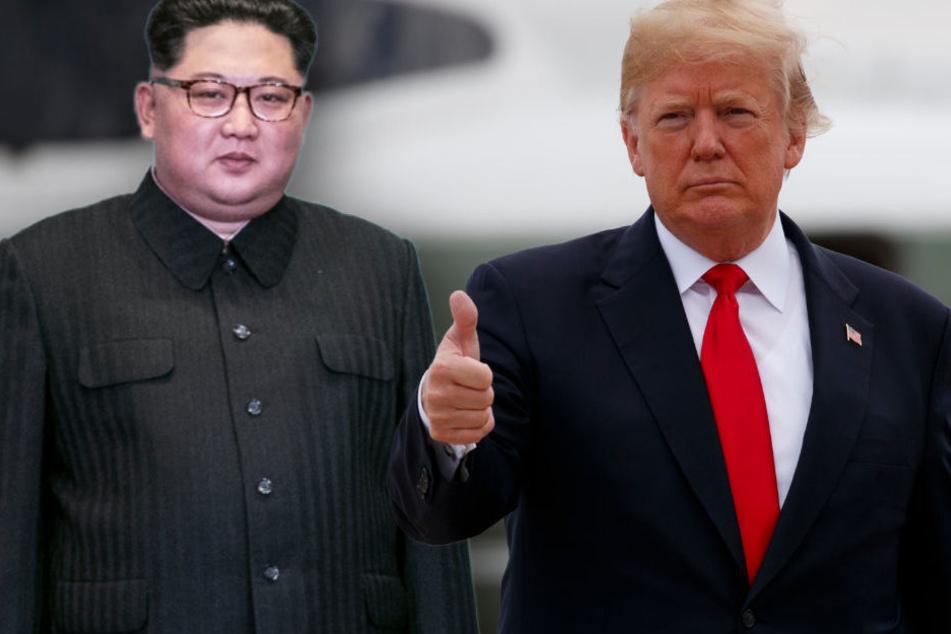 Poker um Gipfeltreffen: US-Außenminister Pompeo empfängt General aus Nordkorea
