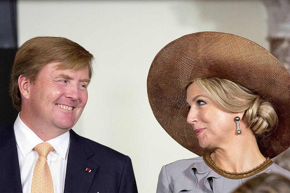Vom 7. bis zum 10.2. wird das niederländische Königspaar Mitteldeutschland bereisen. Dabei haben sie auch zwei Tage in Leipzig eingeplant.