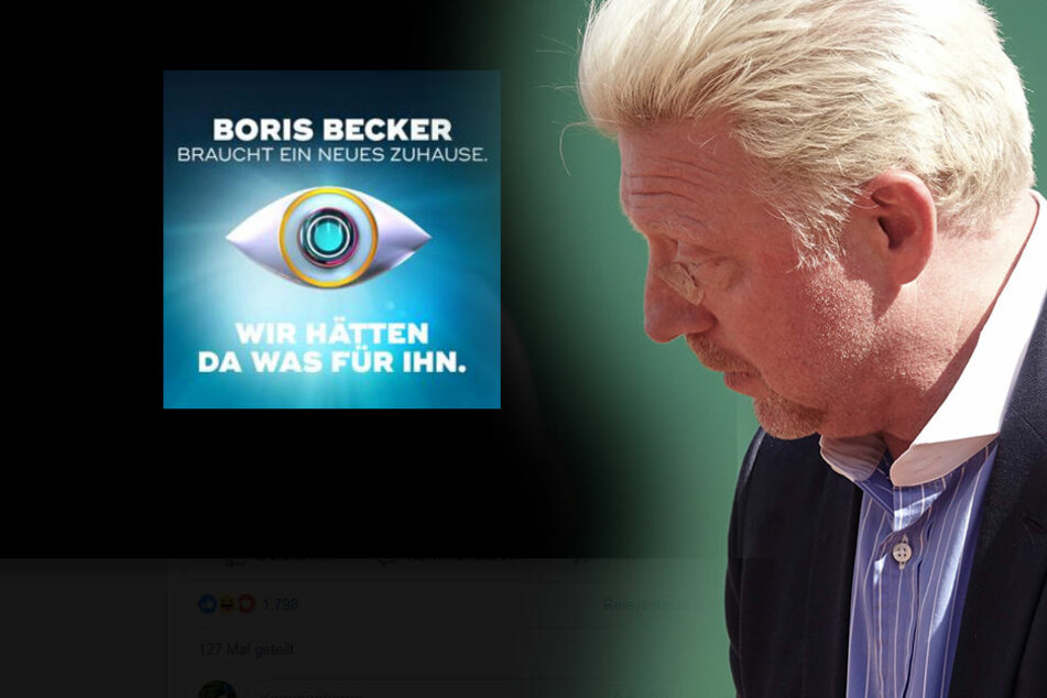 Boris Becker (50) hat eine besondere Einladung bekommen.