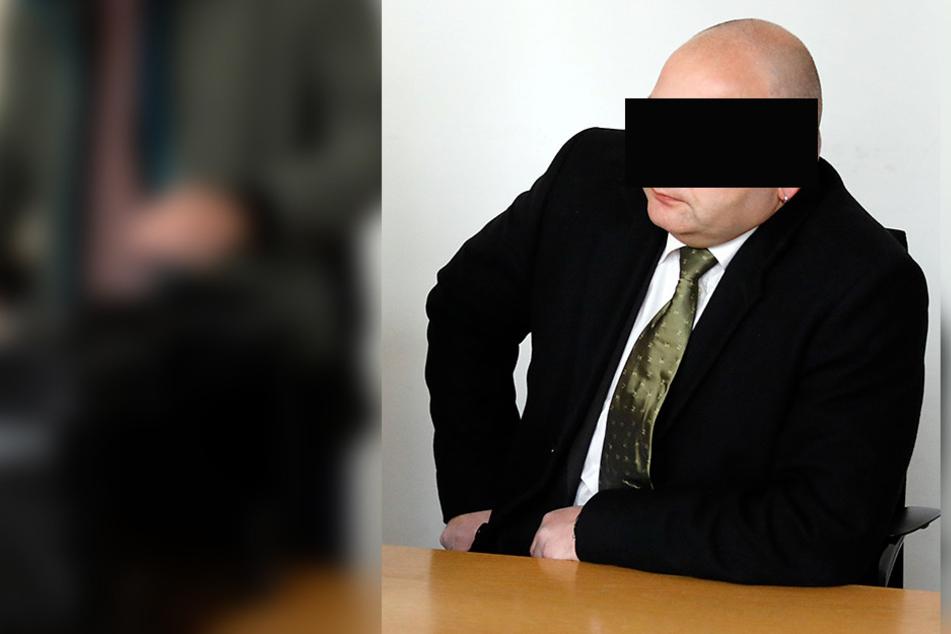 Marko Z. ist wegen Betrugs angeklagt.