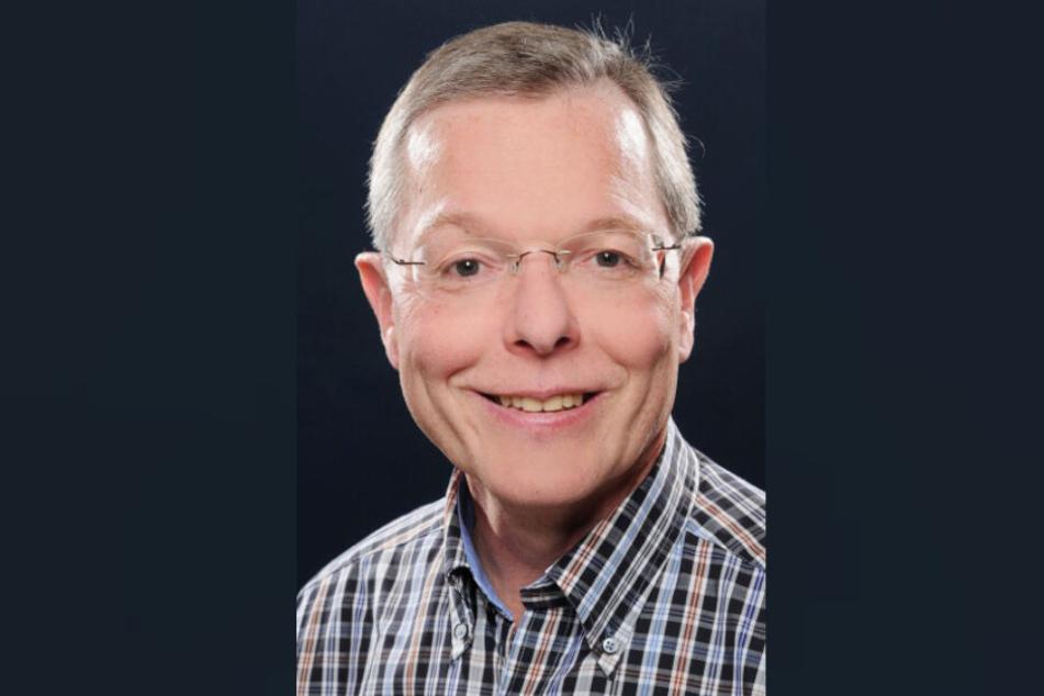 """Thomas Böhm, Autor des Buchs """"Diese Note akzeptieren wir nicht – Welche Rechte Eltern in der Schule haben. Die beste Hilfe bei heiklen Schulrechtsfragen."""""""
