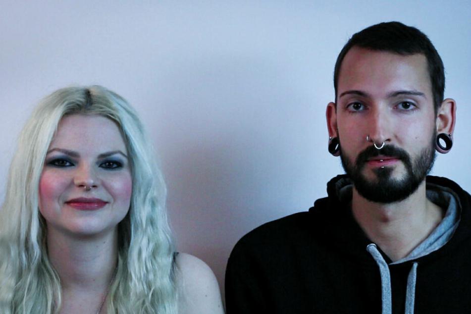 """Jeannine Mauch (28) und Fabian Kahl (27) sind befreundet. Beide setzen sich jetzt mit dem Projekt """"7 Seas Apart"""" für die Rettung der Meere ein."""