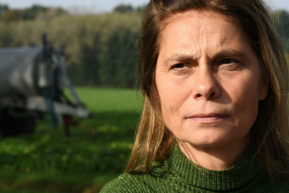 TV-Köchin Sarah Wiener greift Ribéry an.
