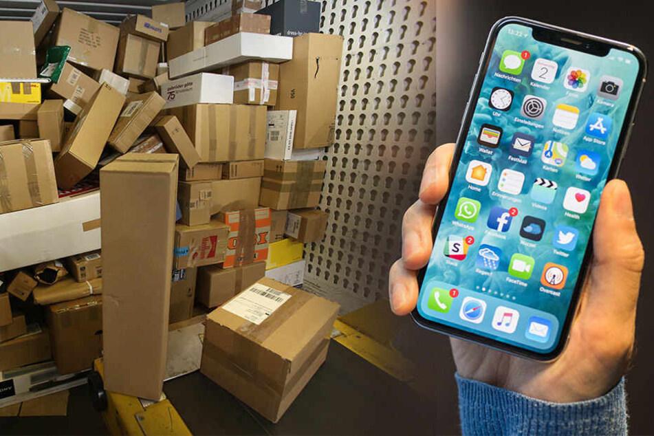 Vor Apple Store: 313 iPhone X aus Lieferwagen geklaut