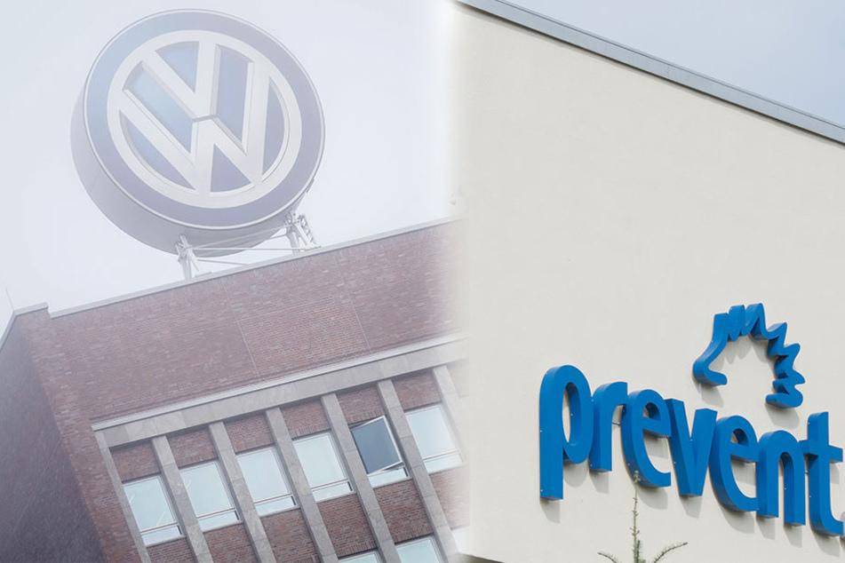 Zuliefergruppe Prevent plant Milliardenklage gegen VW