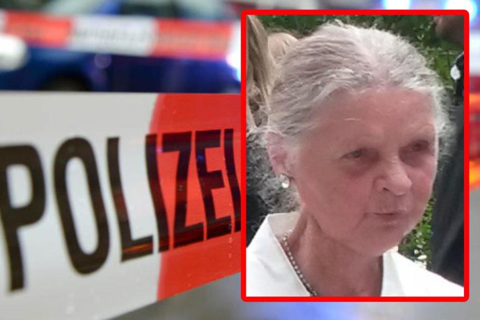 Die Polizei sucht nach dem Mord an einer Frau (80) weiter nach Zeugen.