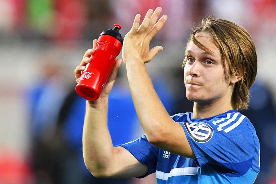 Ex-HSV-Kicker konnte sich im Profibereich bei keinem Verein durchsetzen. Nächster Anlauf: Standard Lüttich.