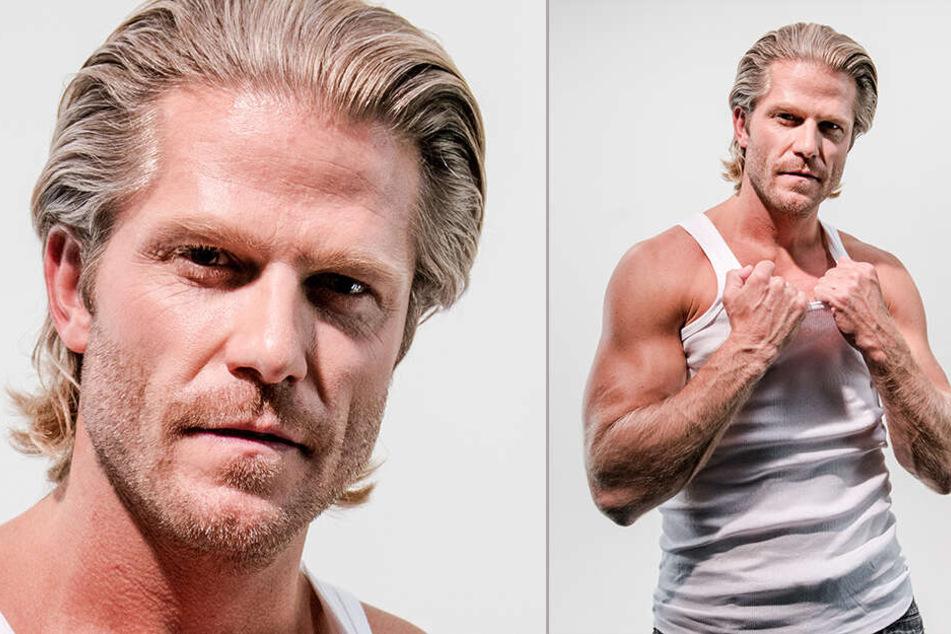 """Auch """"Bachelor"""" Paul Janke (38) wird sich in Dresden das Unterhemd von der Brust reißen."""