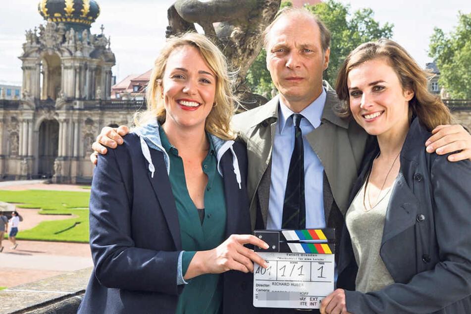 Nächster Dresden-Tatort! Ab heute wird gedreht