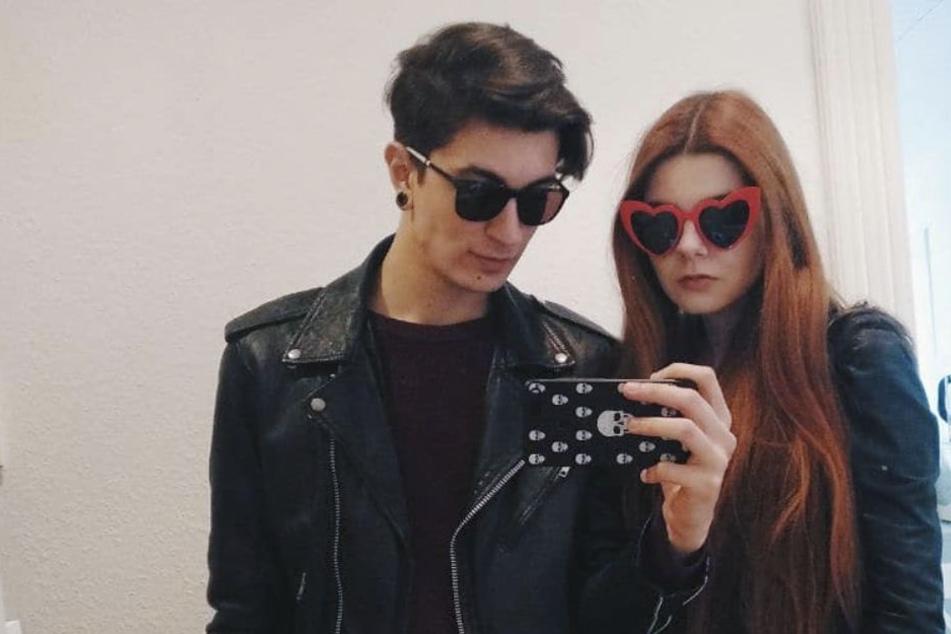 Klaudia Giez und ihr Freund Felipe verbringen fast jede Minute zusammen.