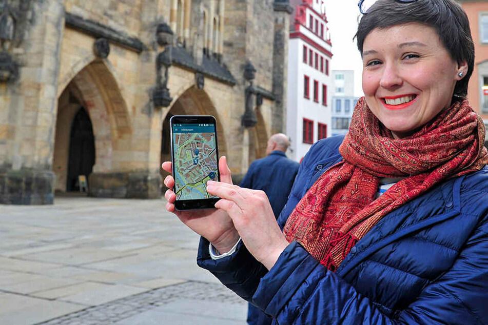 Mit dieser App könnt ihr dem Rathaus Eure Meinung sagen