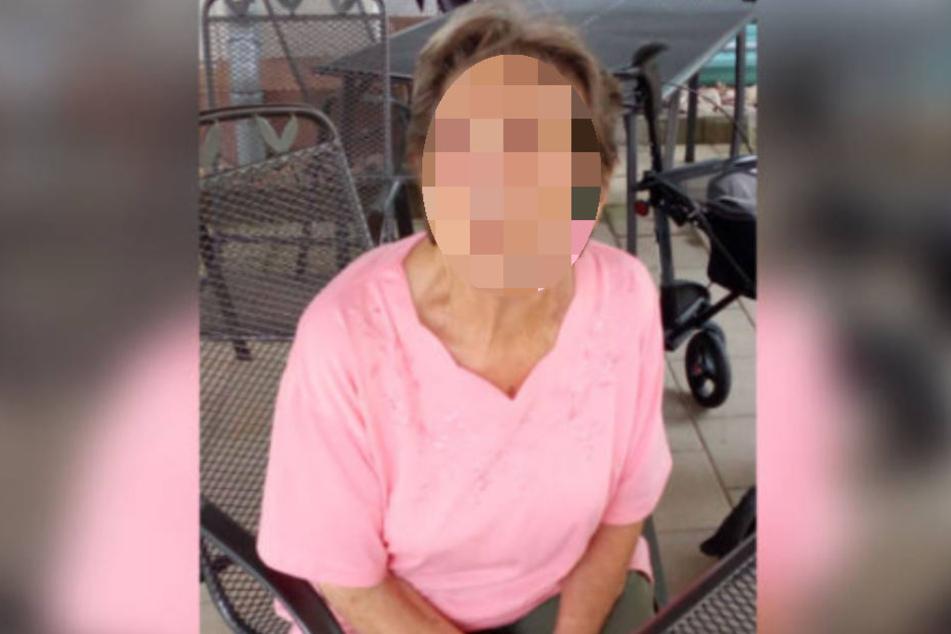 Die Leiche der 93-Jährigen wurde am Montagnachmittag in einem Waldstück nahe Mansfeld aufgefunden.
