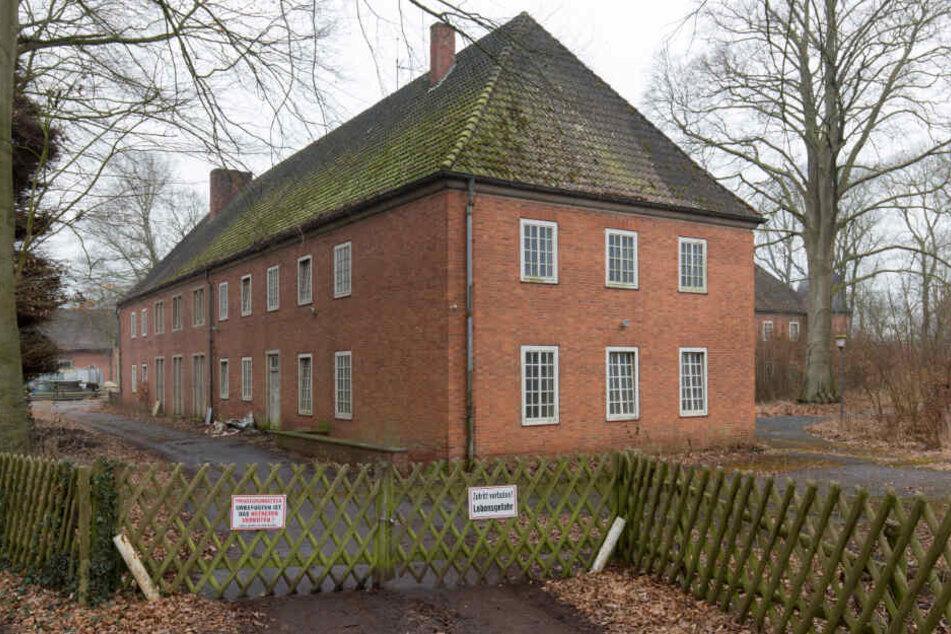 Im Heisenhof wollte ein Neonazi vor Jahren ein Schulungszentrum für Rechtsextreme einrichten.